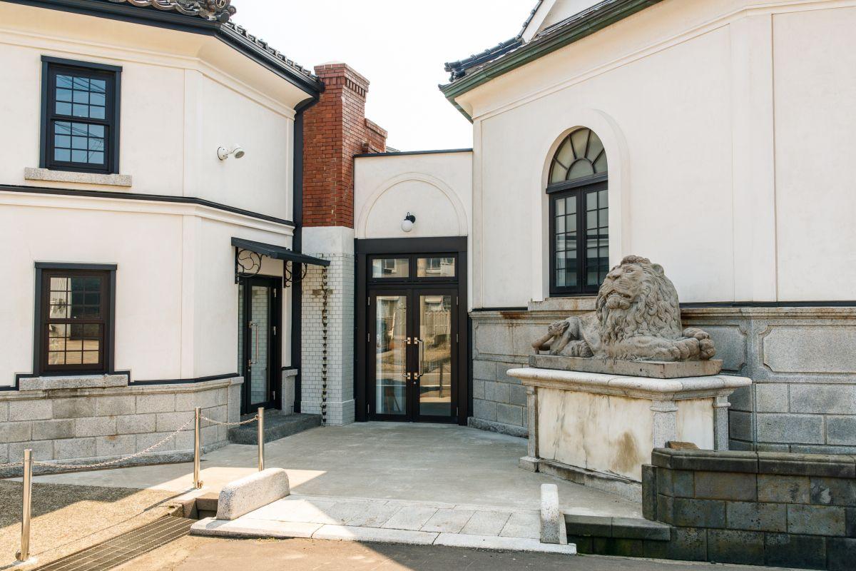 旧直江津銀行
